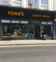 Rowe's Cornish Bakers Camborne Shop
