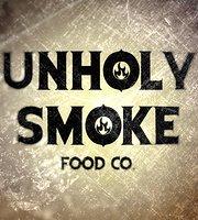 Unholy Smoke Food Co