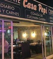 Restaurante Casa Pepi