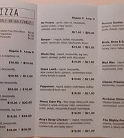 Mister Brightside Woodfired Pizza