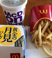 McDonald's Tachikawa station south entrance