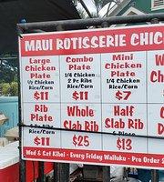 Maui Rotisserie Chicken