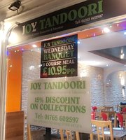 Joy Tandoori