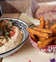 Humpit - The Hummus & Pita Bar - Northampton
