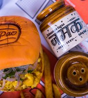 O'Pao - Sliders with an Indian Twist