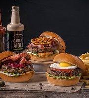 BBB Burgus Burger Bar Jerusalem