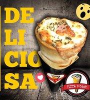 Pizza D'cone