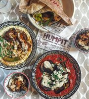 Humpit - The Hummus & Pita Bar Northampton