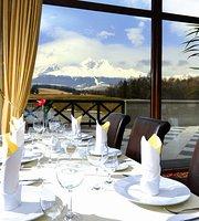 Reštaurácia hotela International