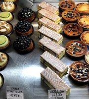 Pâtisserie Thomas Bouvart