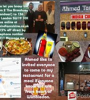 Ahmed's Indian cuisine