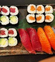 On sushi