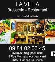 Brasserie La Villa