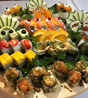 Tenshi. Sushi bar