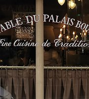 la Table du Palais Bourbon