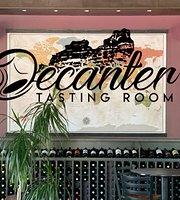 Decanter Tasting Room