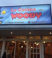 La cocina de woody