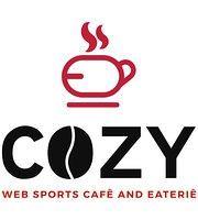 Cozy Internet Cafe