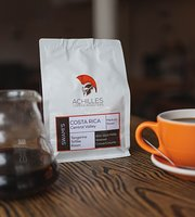 Achilles Coffee Roasters on Cortez Hill