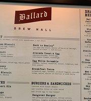 Ballard Brew Hall