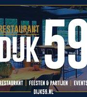Restaurant DIJK 59