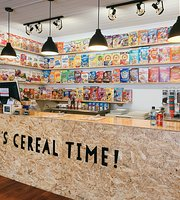 The Cereal Corner