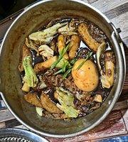紅大福.韓式烤肉店
