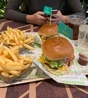 Vedang - plant burger (Alexa)