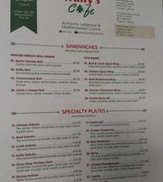 Wally's Cafe #2