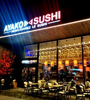 Ayako sushi eden