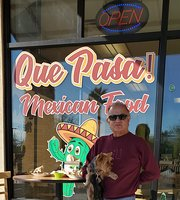 Que Pasa Mexican Food-Authentic Mexican Food & Satisfaction Guaranteed!