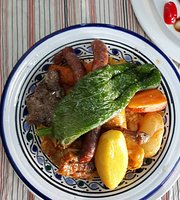 Cafe Restaurant Sidi Bou Said