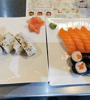 S Comme Sushi