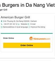 American Burger Grill