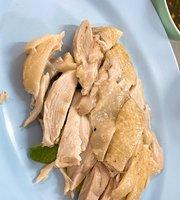 Hainanese Chicken Stall