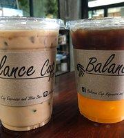 Balance Cup  Espresso & Slow bBar