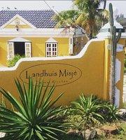 Restaurant Landhuis Misje