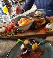 The Olive Board - Charcuterie & Wine Bar