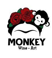 Monkey WineArt