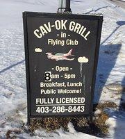 CAV-OK Grill