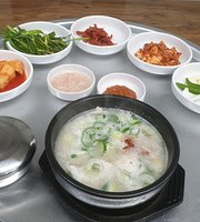 Yeongdong Wheat Noodles