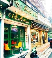 Halal food KMF