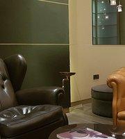 Cigar Lounge In Excelsior Hotel Gallia