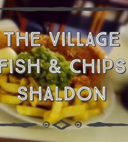 The Village Fish and Chips, Shaldon, Teignmouth