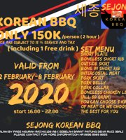 Sejong Korean BBQ