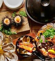 Sakana to Wine Hanatare The Fish and Oysters Msb Tamachi