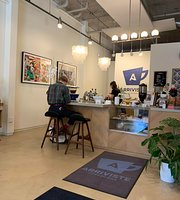 Arriviste Coffee