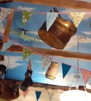 Forteas 1940s Tearoom