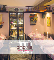 Ampulle The Dry Gin & Beef Club