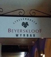Beyerskloof Wynbar